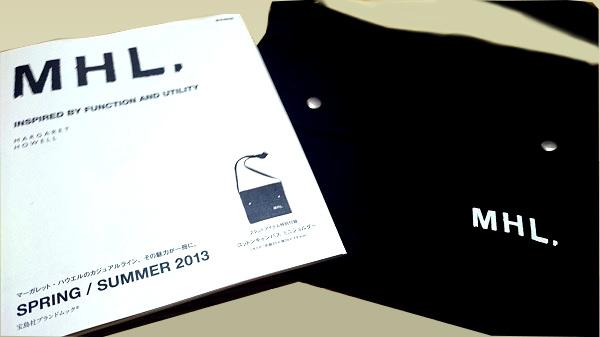 MHLの第1弾ムック本