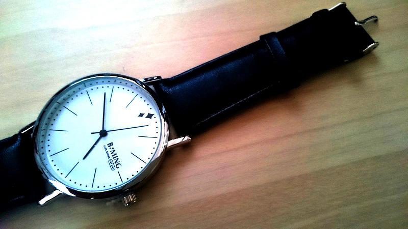 腕時計ベルト部分