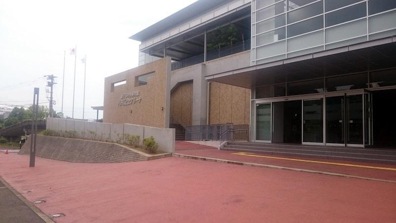 諫早市中央体育館
