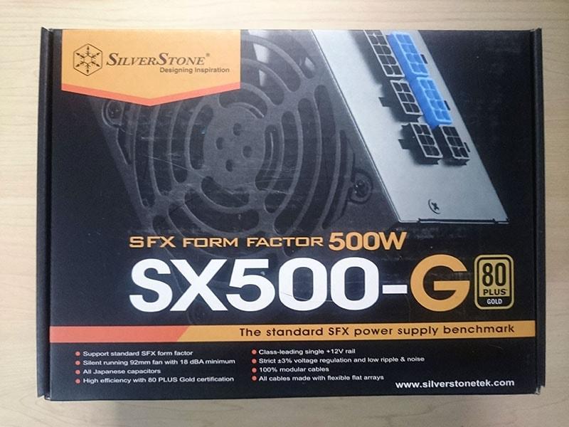 SILVERSTONE SST-SX500-G